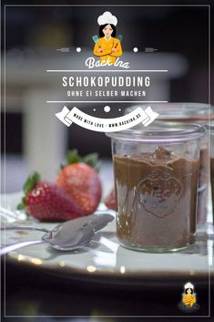 Schokopudding selber machen: Leicht und schnell You want to make chocolate pudding yourself? Looking for a recipe for chocolate pudding without egg? Then I have a very simple recipe for you here – always succeeds and tastes so chocolaty! Fluffy Frosting Recipes, Cinnamon Cream Cheese Frosting, Cinnamon Cream Cheeses, Easy Vanilla Cake Recipe, Easy Cake Recipes, Cookie Recipes, Snack Recipes, Sandwich Recipes, Chocolate Pudding