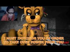"[FNAF SFM] Fredbear And Nightmare - ""Marching Onward To Your Nightmare"" REACTION 