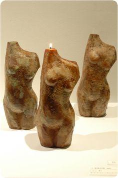 Candle Craft Contest 2009 soejima