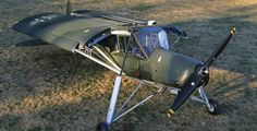 Flying Heritage Collection - Fieseler Fi 156 C-2 Storch