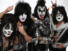 With their opening game just days away,  the Arena Football League team owned by KISS band members Paul Stanley and Gene Simmons debuted their uniforms Monday. Suffice it to say, they are exactly w…