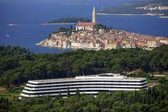 Hotel Lone @ Rovinj, Istria, Croatia