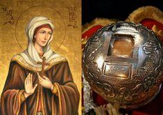 Αγία Υπομονή-29 Μαΐου: η αυτοκράτειρα που έγινε μοναχή και προστάτιδα των φτωχών Orthodox Icons, Greece, Spirituality, Princess Zelda, Faith, Funny, Painting, Fictional Characters, Kara