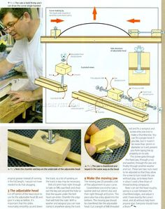 #2 Curve Marking Jig - Marking and Measuring