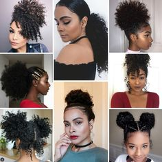 hairstyles little girl hairstyles tied up hairstyles 2019 female over 50 hair volume products hairstyles loose hair to curly hairstyles hairstyles job interview curly quiff hairstyles Black Baby Hairstyles, Quiff Hairstyles, Curled Hairstyles, Relaxed Hairstyles, Heart Shaped Face Hairstyles, Medium Hair Styles, Short Hair Styles, Natural Hair Transitioning, Instagram Hairstyles