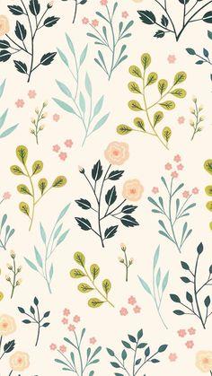 Floral Wallpaper Iphone, Watercolor Wallpaper Iphone, Graphic Wallpaper, Iphone Background Wallpaper, Aesthetic Iphone Wallpaper, Flower Wallpaper, Aesthetic Wallpapers, Floral Wallpapers, Modern Floral Wallpaper
