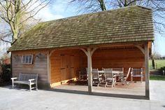Cottage Tuinhuis & Landelijke tuinberging   Bogarden