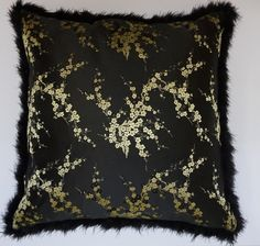 A personal favourite from my Etsy shop https://www.etsy.com/uk/listing/258492600/pure-chinese-silk-brocade-cushion-cherry