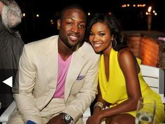 Gabrielle Union & Dwyane Wade – Sorry, D-Wade but Gabby isHotter!
