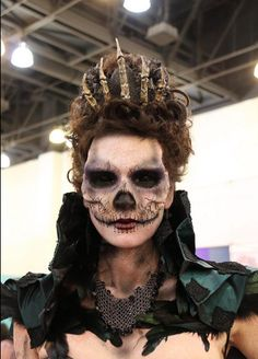 Trendy Makeup Ideas Incredible Make Up Design By Chloe Sens Participant At Face Off Season 6 For Us