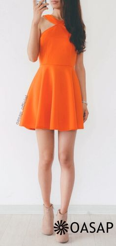 Charming Backless Strappy Mini Party Dress m.OASAP.com