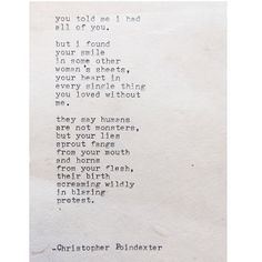 The Blooming of Madness poem #215 written by Christopher Poindexter