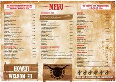 Afbeeldingsresultaat voor steakhouse menu