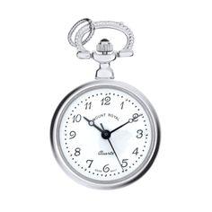 Modern Straightforward Metal Chain Brooch Fob Nurse Watch Nursing Nurses Pendant Clip-on Pocket Quartz