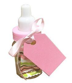 Charmed Child Bottle Bathe Favor,three-Inches, Pink (2 Dozen)