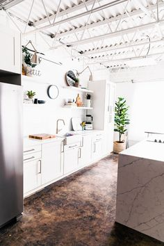 We've remodeled a Salt Lake City STUDIO! Take a peek and come visit the Cotter Crunch studio space. A studio space to share with each of you! Field Of Dreams Quotes, Ikea Kitchen Cabinets, Kitchen Decor, Kitchen Island, Best Ikea, Selling Furniture, Countertop Materials, Studio City, Space Crafts