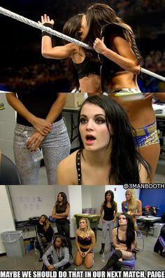 Wrestling Divas, Women's Wrestling, Page Wwe, Wwe Main Event, Wwe Divas Paige, Hottest Wwe Divas, Scary People, Catch, Stephanie Mcmahon