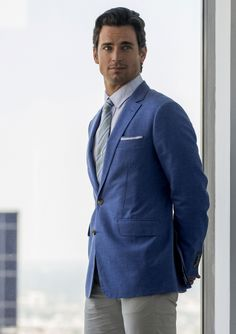 Matt Bomer / White Collar S4                                                                                                                                                      More