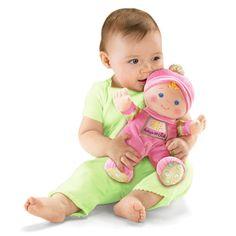 Brilliant Basics Babys 1st Doll - Fisher-Price Online Toy Store