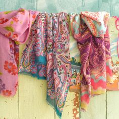 #PineConeHill Scarves