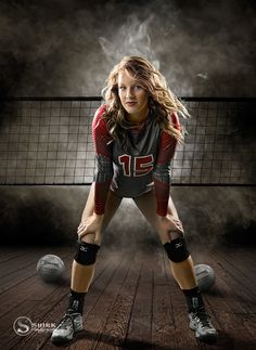 Girls Senior Portrait Gallery – From Parts Unknown Volleyball Team Pictures, Basketball Senior Pictures, Girl Senior Pictures, Sports Pictures, Senior Girls, Softball Pics, Girls Basketball, Girls Softball, Cheer Pictures