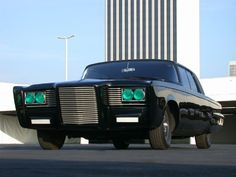 Anytime you turned on the TV in the 60s and 70s and spotted a cool car, chances are it was designed by George Barris of the Barris Brothers. The Batmobile, the Black Beauty from the Green Hornet, t…