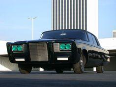 "The ""Green Hornet"", 1966 IMPERIAL   ""Black Beauty"""