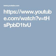 https://www.youtube.com/watch?v=tHsPpbD1tvU