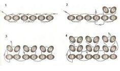 техника плетения бисером ндебеле - Поиск в Google