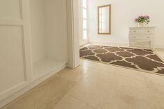 Villa, Tile Floor, Flooring, Rugs, Crafts, Home Decor, Stones, Farmhouse Rugs, Homemade Home Decor