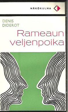 Rameaun veljenpoika  KUVA Books, Libros, Book, Book Illustrations, Libri