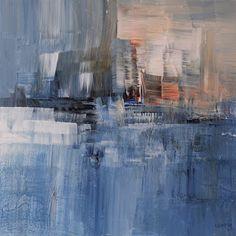 umj.art - Ulla Maria Johanson: 2017-11-30 #1116DihedralAcrylic on board, 15x15 ...