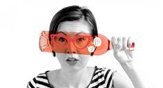 A empresa polonesa de designLuksemburk, divulgou esta semana seu trabalho mais recente, o vinho Pink Glasses que dispensa comentários.