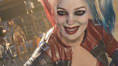 INJUSTICE 2 Harley Quinn.