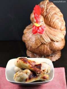 Buttermilk Baked Chicken Drumsticks - An inexpensive, easy, delicious dinner idea!