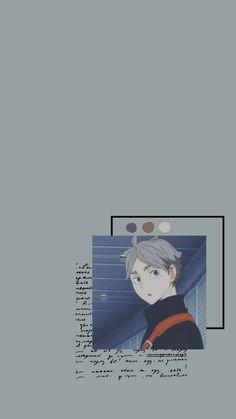 Wallpaper W, Anime Wallpaper Phone, Haikyuu Wallpaper, Aesthetic Iphone Wallpaper, Cartoon Wallpaper, Anime Backgrounds Wallpapers, Animes Wallpapers, Cute Wallpapers, Anime Guys