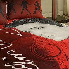 17 Best Elvis Presley Home Bedding Images In 2018 Cushion Covers