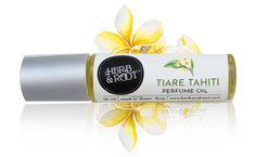 Tiare Tahiti – Herb & Root | Luxurious Perfume Oils, Bath Oils, and Massage Oils Tiare Tahiti, Vitis Vinifera, Beautiful Perfume, Massage Oil, Perfume Oils, Alcohol Free, Seed Oil, Essential Oils, Fragrance