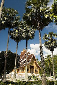 Sala Phra Bang - Luang Prabang, Laos