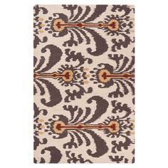 Bring an eclectic touch of style to your home with this eye-catching design, artfully crafted for lasting appeal.   Product: Rug