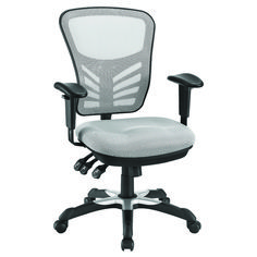 Modway Articulate Ergonomic Mesh Office Chair in Gray (Renewed) Chair Upholstery, Chair Cushions, Best Computer Chairs, Office Chair Cushion, Desk Chair, Best Office Chair, Office Chairs, Ergonomic Office Chair, Grey Chair