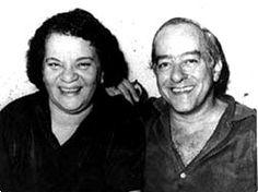Aracy de Almeida e Vinicius de Moraes