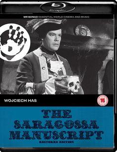 Saragossa Manuscript [Blu-ray]: Amazon.co.uk: Jan Nowicki, Wojciech Has: DVD & Blu-ray