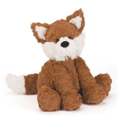 This Fuddlewuddle fox cub is super soft and lovable. This cub is very cuddly and makes a wonderful companion to stuffed animal loving children of all ages. Little Fox, Little Unicorn, Soft Toys Making, Jellycat, Branded Gifts, Cute Fox, Bucky, Kids Gifts, Baby Toys