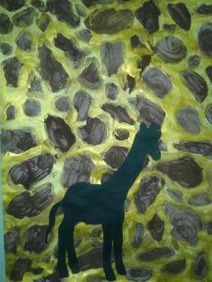 Meer Dan 1000 Idee 235 N Over Giraf Silhouet Op Pinterest