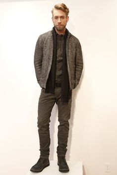 Gilded Age Men's RTW Fall 2014 - Slideshow - Runway, Fashion Week, Fashion Shows, Reviews and Fashion Images - WWD.com