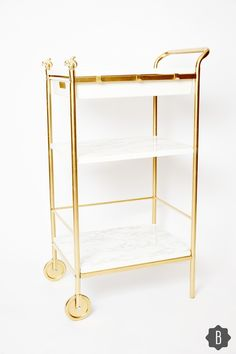 Hack Your Way To The Ultimate Bar Cart In 5 Easy Steps