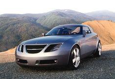 Saab 9X (Bertone), 2001