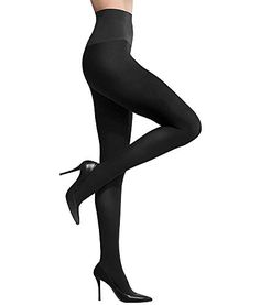 44dcfbf40a45f Commando Women's Perfectly Opaque Matte Tights, Black, Small at Amazon  Women's Clothing store: