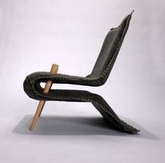 Carpet Lounge Chair